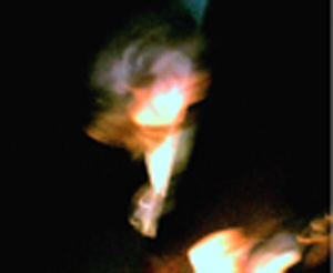 Apatía fantasmal y agua caliente de grifo
